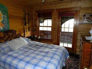 Bedrooms at Winter Vacations in Wisconsin