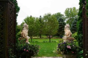 Adeline's House of Cool Lions