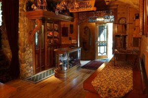 Adeline's House of Cool Wisconsin Foyer