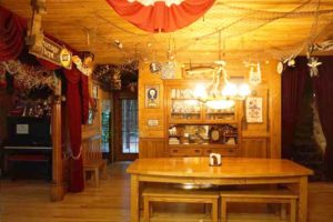 Adeline's House of Cool main dining area