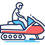 Winter Ski Vacations Snowmobiling Wisconsin