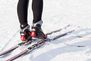 Wisconsin winter vacations for cross country skiing