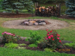 View Outdoor Fire Pit